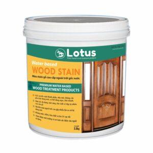 Sơn Tạo Màu Gỗ Hệ Nước Wood Stain