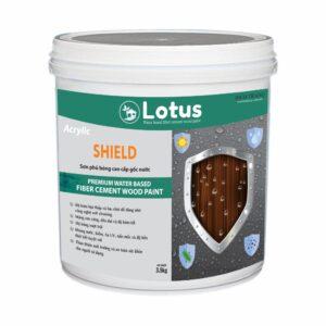 Sơn Phủ Bóng Cao Cấp Lotus Shield