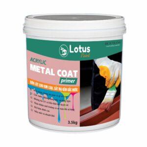 Sơn Lót Kim Loại, Sắt Mạ Kẽm Metal Coat Primer