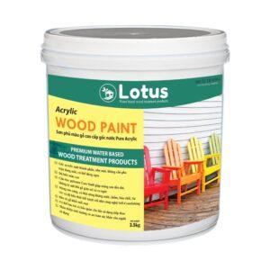 Sơn Phủ Màu Gỗ Cao Cấp Wood Paint