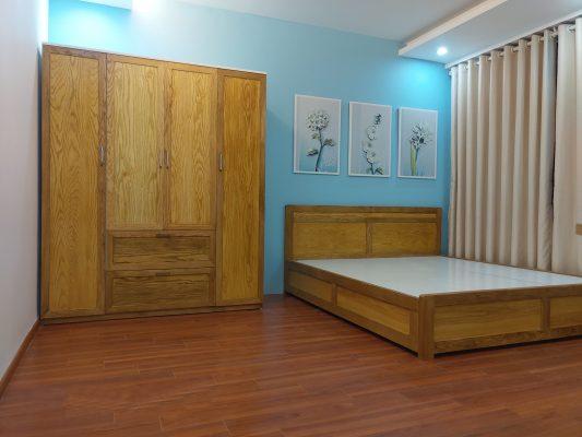 Hướng dẫn thi công stain màu và hoàn thiện gỗ 1